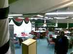 Dining Hall decorated view 1